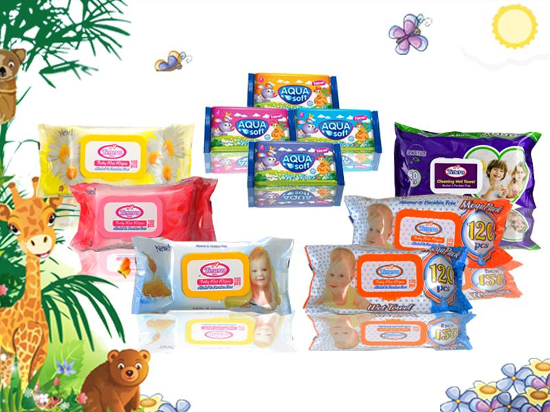 Wet Towel Wipes & Pocket Wipes